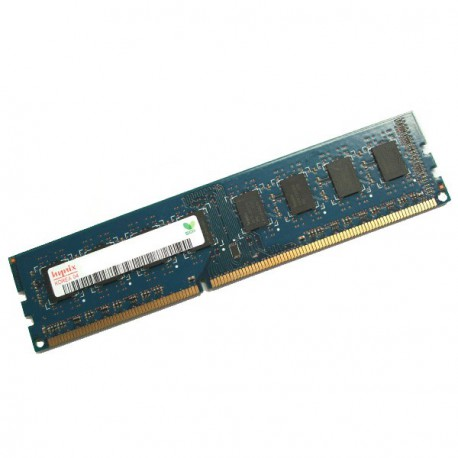 Ram Barrette Mémoire HYNIX 2Go DDR3 PC3-10600U 1333Mhz HMT325U6CFR8C-H9 CL9