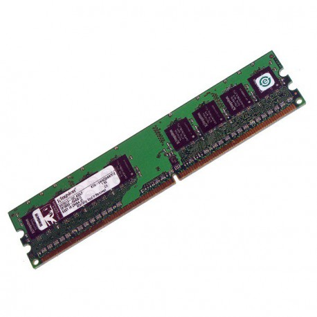 Ram Barrette Memoire KINGSTON KTH-XW4200AN/512 512Mo DDR2 PC-4200U 533Mhz CL4
