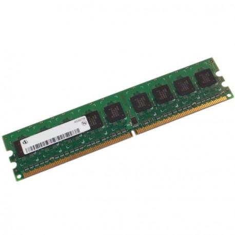 Ram Serveur QIMONDA HYS72T64000HU-3.7-A 512Mo DDR2 PC2-4200E ECC 533Mhz 1Rx8 CL4