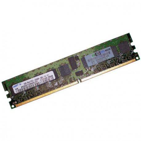 RAM Serveur SAMSUNG 1Go DDR2 PC2-3200R Registered ECC 400Mhz M393T2950CZP-CCCQ0