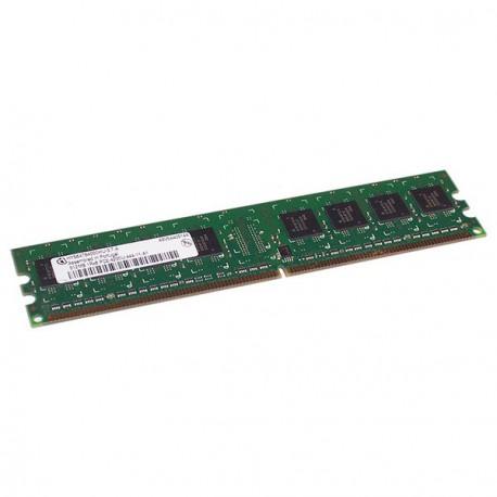 512Mo Ram Barrette Mémoire INFINEON DDR2 PC2-4200U 533Mhz HYS64T64000HU-3.7-A