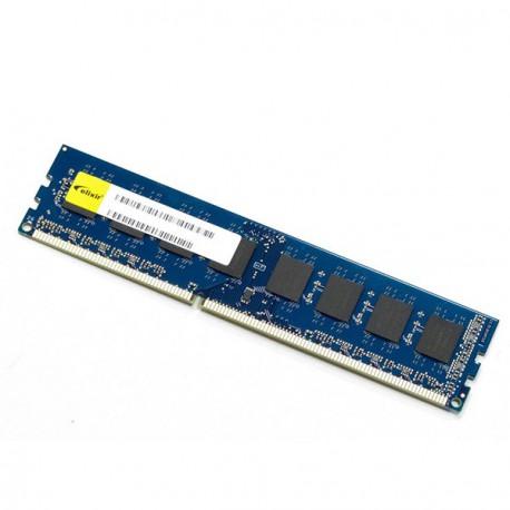 Ram Barrette Mémoire ELIXR 1Go DDR3 PC3-10600U 1333Mhz M2F1G64CBH4B5P-CG CL9
