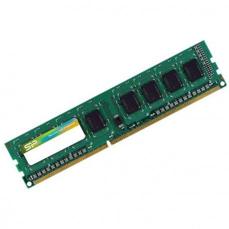 Ram Barrette Mémoire SILICON POWER 2Go DDR3 PC3-10600U 1333MHz SP002GBLTU133S02