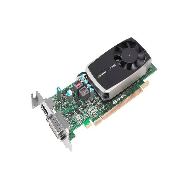 carte graphique nvidia quadro 600 1gb ddr3 128 bit oem display port dvi i pci e monsieurcyberman. Black Bedroom Furniture Sets. Home Design Ideas