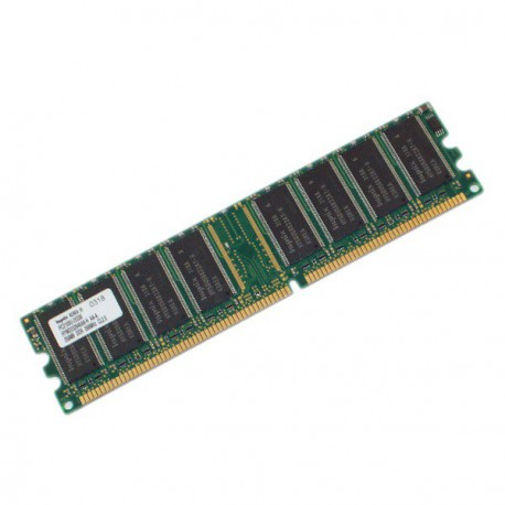 Ram Barrette Memoire HYNIX HYMD232646A8-H AA-A 256Mo DDR1 PC-2100U 266Mhz CL2.5