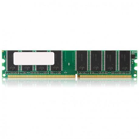 Ram Barrette Memoire NANYA NT256D72S89B0G-5T 256Mo DDR1 PC-3200U 400Mhz CL3