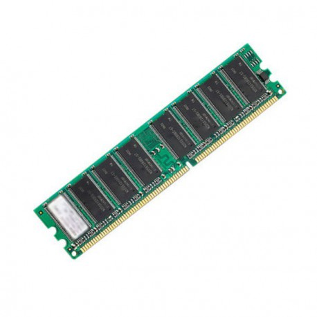 Ram Barrette Memoire HYNIX HYMD216646C6J-J AA 128Mo DDR1 PC-2700U 333Mhz CL2.5