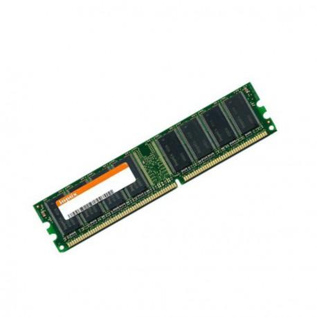 Ram Barrette Memoire HYNIX HYMP532U64P6-E3 AA-A 256Mo DDR1 PC-3200U 333Mhz CL3