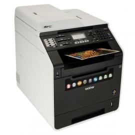 Imprimante Multifonctions Laser Couleur Brother MFC-9460CDN Copieur FAX Réseau
