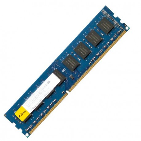 Ram Barrette Mémoire ELIXIR 2GB DDR3 PC3-10600U M2F2G64CB88D7N-CG Pc Bureau