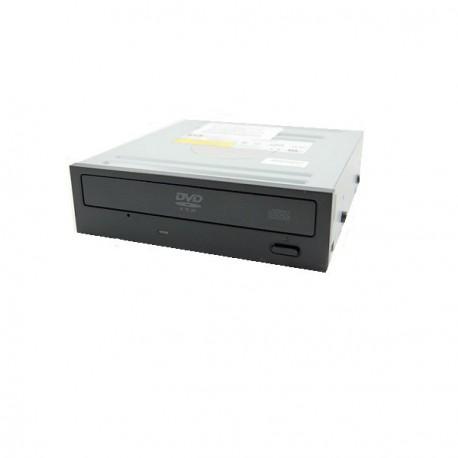"""Lecteur DVD Interne HP DH-16DYS SATA 48x/16x 5""""25 Noir PC Bureau"""