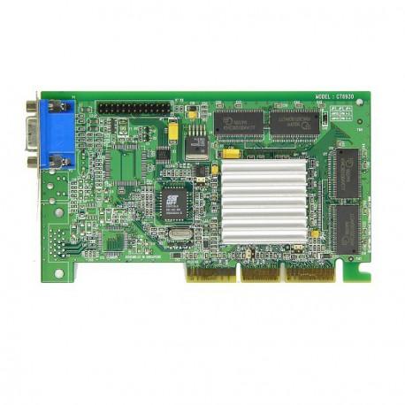 Carte Graphique CREATIVE LABS 3D Blaster CT6930 Nvidia TNT2 AGP 2X VGA 32Mb