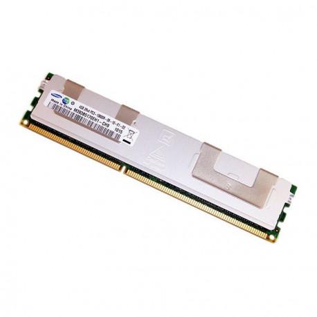 RAM Serveur DDR3-1333 SAMSUNG M393B5170EH1-CH9 PC3-10600R 4GB ECC Registered CL9