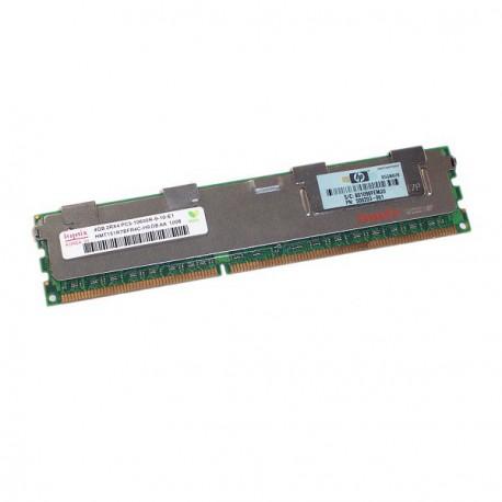 Ram Barrette Mémoire HYNIX 4Go DDR3 PC3-10600R Registered ECC HMT151R7BFR4C-H9