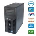 Serveur DELL PowerEdge T110 II Xeon Quad Core E3-1220 3.1Ghz 8Go 2x300Go SAS
