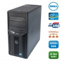 Serveur DELL PowerEdge T110 II Xeon Quad Core E3-1220 3.1Ghz 8Go 300Go SAS