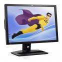 """Ecran Plat PC 24"""" HP ZR2440w 61cm Réglable DVI-D HDMI Display Port USB VESA"""