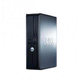 PC DELL Optiplex 755 DT Pentium Dual Core 2,2Ghz 4Go DDR2 250Go Win XP Pro