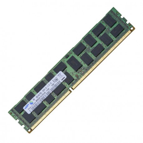 Ram Serveur SAMSUNG 8Go DDR3 PC3L-10600R Low Voltage Registered M393B1K70CH0-YH9