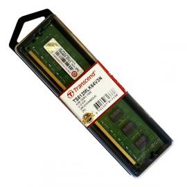 Ram Barrette Mémoire PC TRANSCEND TS512MLK64V3N 4Go DDR3 PC3-10600 1333MHz NEUVE