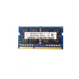 Barrette Mémoire RAM Sodimm 4Go DDR3 PC3-12800S Hynix HMT351S6CFR8C-PB N0 CL11