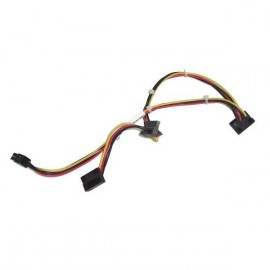Câble Nappe Alimentation SATA HP 8000-8100-8200 Elite 577494-001 3x Sata