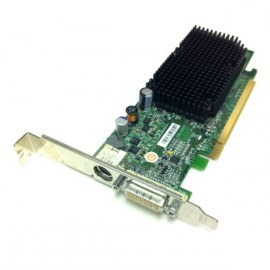 Carte Graphique ATI Radeon X1300 Pro 256Mo DDR PCIe DMS-59 S-Video 0GJ501