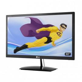 """Ecran PC 22"""" LG E2251VR-BN LED 1920x1080 (Full HD) 5MS 75Hz HDMI DVI-D VGA"""