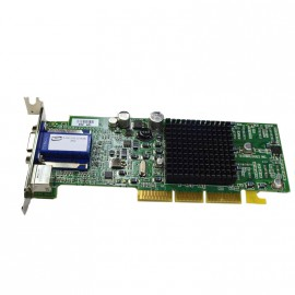 Carte Graphique ATI RADEON 7500 AGP 32Mo DDR SDRAM VGA Low Profile Dell 06T975
