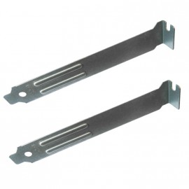 Lot 2x Dell 35FNF Cache Lamelle Slot Bracket T110, T310, 740, 755, 760, 780 MT