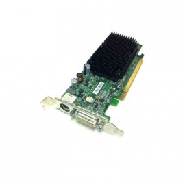 Carte Graphique ATI Radeon X1300 Pro 256Mo PCIe DMS-59 S-Video JJ461 Low Profile