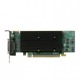 Carte Graphique MATROX M9140-E512LAF 512MB DDR2 KX-20 PCI Express 1920x1200