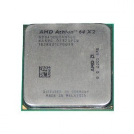 Processeur CPU AMD AD04800IAA5D0 Athlon 64 X2 4800+ 2.5GHz Dual Core Socket AM2