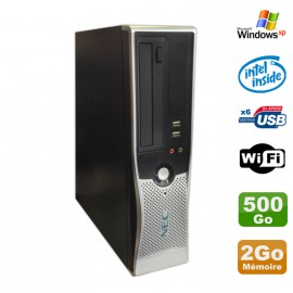 PC Nec VL280 DT Dual Core E2160 DVD Ram 2Go Disque Dur 500Go WIFI Windows XP