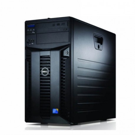 Serveur DELL PowerEdge T310 Quad Core X3470 8Go 2x 300Go Alimentation Redondante