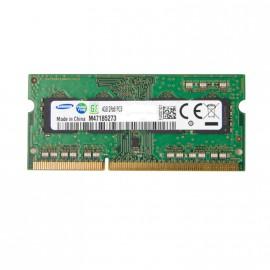 4Go RAM PC Portable SODIMM Samsung M471B5273DH0-CK0 PC3-12800S 1600MHz DDR3