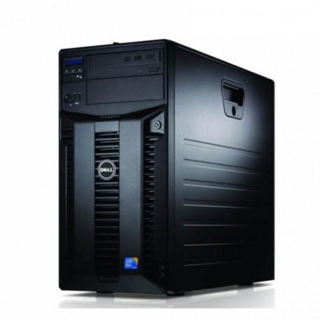 Serveur DELL PowerEdge T310 Quad Core X3470 8Go 2x 2To Alimentation Redondante