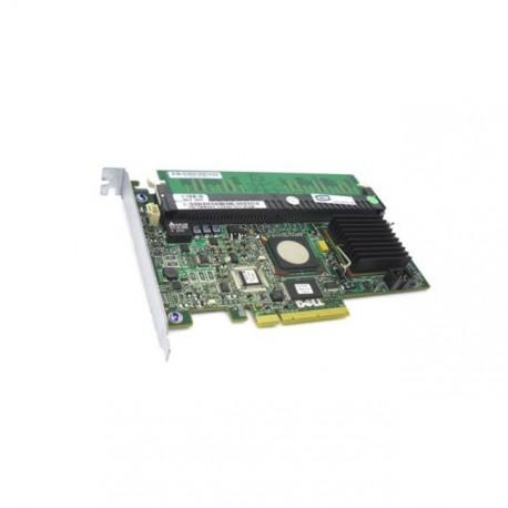 Carte Raid SAS DELL Pci-Express E2K-UCP-51(B) Perc 5/i 256Mo MX961 XF667 SC1430