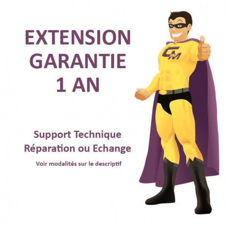 Extension de garantie 1 an Ecran occasion