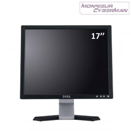 "Ecran Plat 17"" DELL E178/E170 Series TFT VGA 1280x1024 5ms 60Hz"