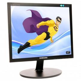 "Ecran Plat PC 17"" Samsung SyncMaster E1720NR TFT TN 1280x1024 Réglable VGA VESA"