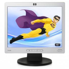 "Ecran PC 15"" HP L1506 LCD TFT VGA 1024x768 60Hz (XGA) Mat Inclinable Moniteur"