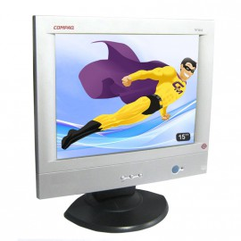 """Ecran Pc 15"""" TFT5015 COMPAQ PE1212 LCD VGA 1024x768 (XGA) TFT Inclinable"""