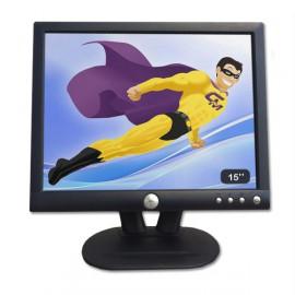 """Ecran PC 15"""" DELL E152FPB LCD TFT VGA 1024x768 (XGA) 75Hz Inclinable TPV POS"""