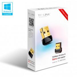Mini Clé Usb WIFI TP-Link TL-WN725N 802.11 b/g/n WPS WEP WPA WPA2 W7/8/10 NEUVE