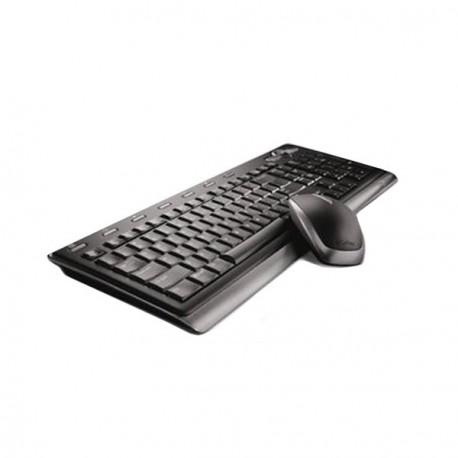 Lot clavier + souris optique 3 boutons filaires USB (modèles selon arrivages)