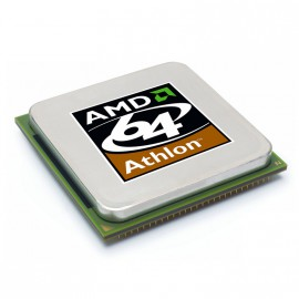 Processeur CPU AMD Athlon 64 1640B 2.7GHz 512Ko ADH164BIAA4DP Socket AM2