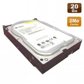 """Disque Dur 20Go IDE ATA 3.5"""" Western Digital Protege WD200EB-75CPF0 5400RPM 2Mo"""