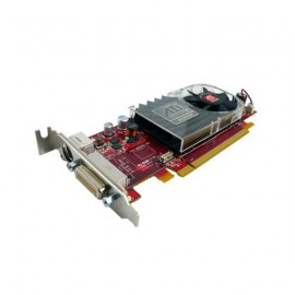 Carte Graphique ATI AMD Radeon HD 3450 PCIe x16 Low Profile 256Mo GDDR2 DMS-59