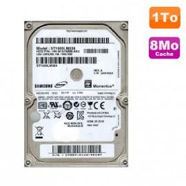 "Disque Dur 1To SATA 2.5"" Samsung Momentus ST1000LM024 Pc Portable 8Mo"